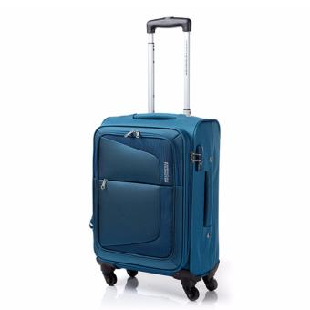 Harga American Tourister Costa Spinner 55/20 (Teal Blue)