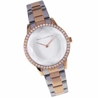 FC1215SRGM French Connection UK Two Tone Stainless Steel Female Watch - 4