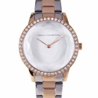 FC1215SRGM French Connection UK Two Tone Stainless Steel Female Watch - 2