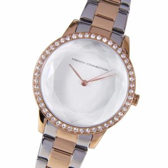 FC1215SRGM French Connection UK Two Tone Stainless Steel Female Watch - 3