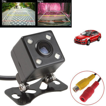 Harga 170º CMOS Car Rear View Reverse Backup Parking HD Camera Night Vision - intl