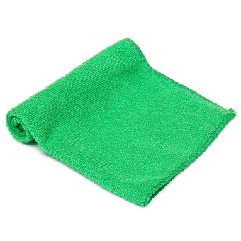 Harga Qiaosha Microfiber Car Care Towel 30 X 30 cm Yellow