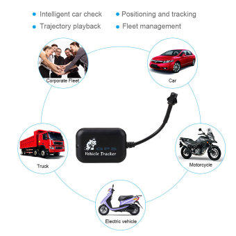 Harga Vehicle Car Motorcycle Global GPS Tracker Real Time Locator 4 Bands Anti-theft