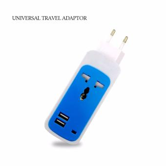 Harga Universal Travel Adaptor - UTA-MC801