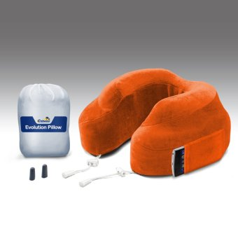 Harga Cabeau Memory Foam Evolution Pillow™ (Tangerine)