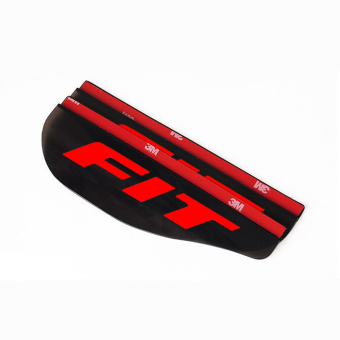 Harga Car Side Mirror Rain Board Shield Car Eyebrow Rain Cover For Honda Fit