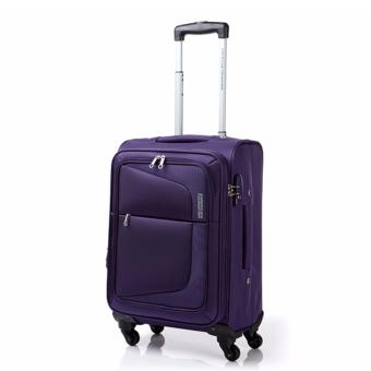 Harga American Tourister Costa Spinner 55/20 (Purple)