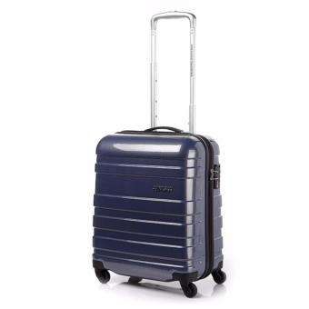Harga American Tourister HS MV+ Spinner 50/18 (Navy/Checks)