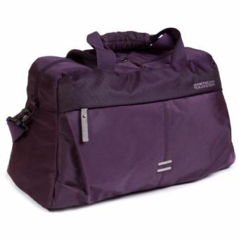 Harga American Tourister Smart Boston Bag 52/20 (Purple)