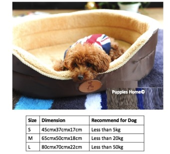 Harga Dual Side Dog Station, Pet House, Home Bed Big Small Husky Boxer Labrador Retriever Beagle Chihuahua Shar-Pei Cat Rabbit