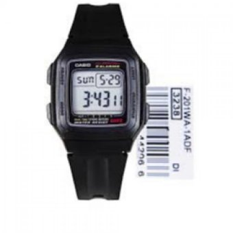 Harga CASIO FOR ARMY - F201WA-1A