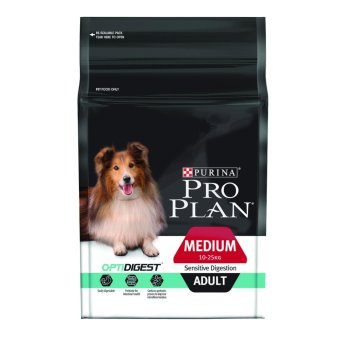 Harga PRO PLAN ADULT Sensitive Digestion Dog Food 2.5kg