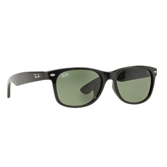 Harga Ray-Ban New Wayfarer (F) Crystal Green [55]