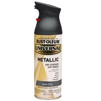 Harga Rust-Oleum Universal Spray 11oz (Dark Steel)