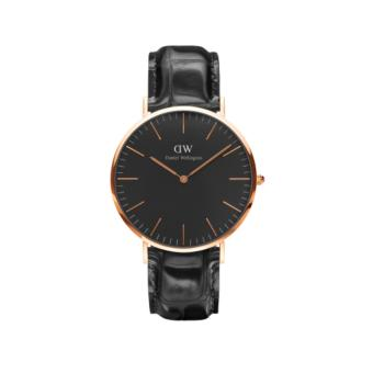 Daniel Wellington Classic Black Reading 40mm RG