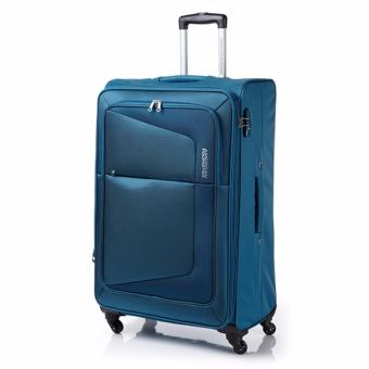 Harga American Tourister Costa Spinner 76/28 Exp TSA (Teal Blue)