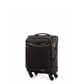Harga American Tourister Applite 2 Spinner 55/20 TSA (Black/Gold)