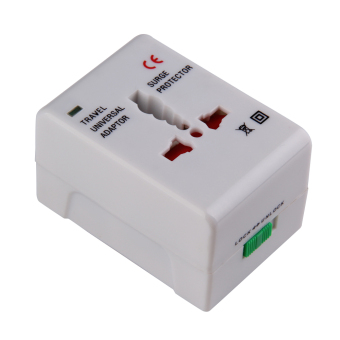 Universal Power Adaptor Travel Plug Electrical Converter with USB Port
