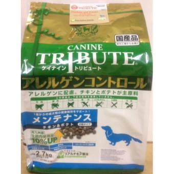 Harga Canine Tribute Adult Chicken & Potato 2.7kg