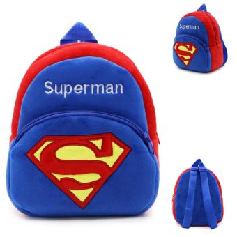 Harga SUPERMAN 3D KIDS BAG BACKPACK