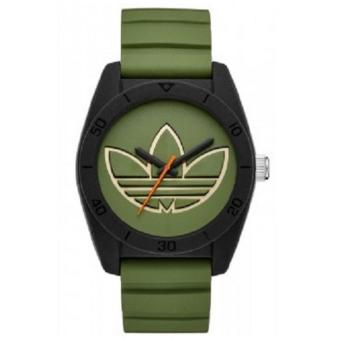 Harga Adidas ADH3164 Santiago Army Green Analog Sport Watch