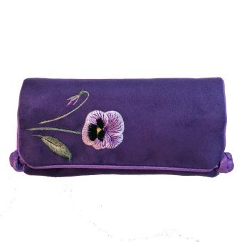 Harga Fine Jewelry Carry Pouch-Purple