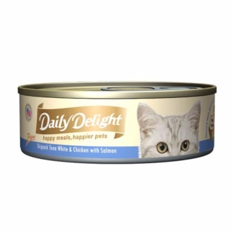 Nurture Pro Tofu Cat Litter Original 6L + FREE 2 x Daily Delight Pure Salmon - 3