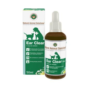 Harga Ear Clear Drops Dogs & Cats
