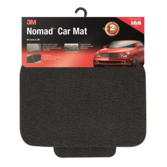 Harga 3M™ Nomad™ Car Mats -Black - Back Pair