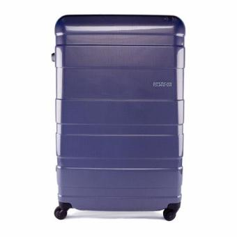 Harga American Tourister HS MV+ Spinner 69/25 (Navy/Checks)