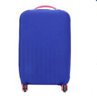 Harga HengSong Solid Elasticity Luggage Protective Suitcase Covers L(Blue) - intl