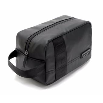 Harga Calvin Klein Jeans Travel Cosmetic Pouch - Black