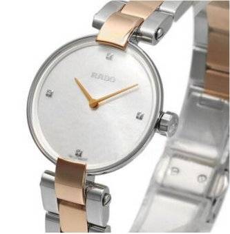 RADO crystal extraction series 27mm quartz Ladies Watch R22854913 - 4