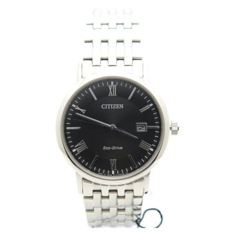 Harga Citizen BM6770-51E Eco-Drive Sapphire Stainless Steel Solar Watch BM6770-51E