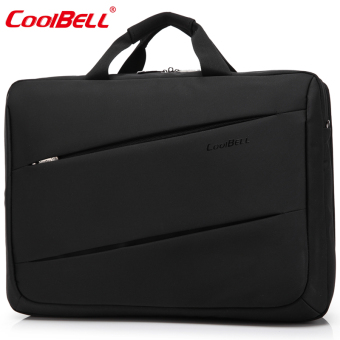 Harga The future of humanity divine ray notebook computer bag 17.3 inch dell alien game of the shoulder bag handbag