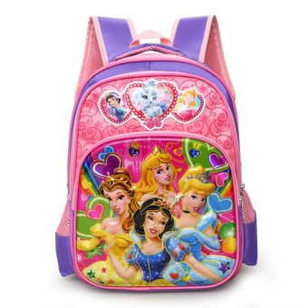 Harga Children's Birthday Gifts Girls Backpack Cute Cartoon Baby Kids School Bags For Girls Kid - intl