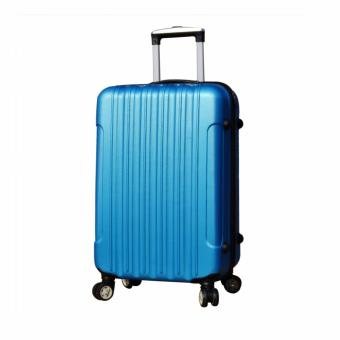 Harga 20-Inch Blue Luggage - Ultra-light, Scratch-proof