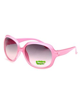 Harga Unisex Kid Mirror Lens Frame Sunglasses Shades Sun Glasses for Kids Children - intl