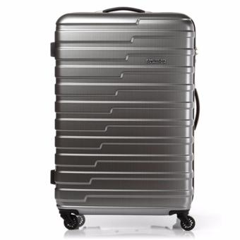 Harga American Tourister Handy Spinner 78 TSA (Matt Grey Checks)