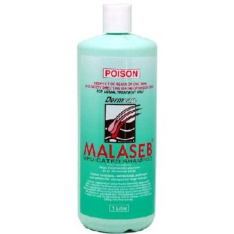 Harga Dermcare Malaseb Medicated Shampoo For Dogs - 1 Litre