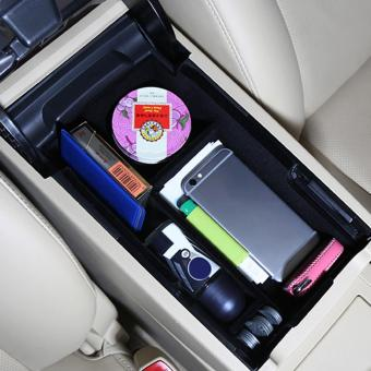 Harga Beau Car Organizer Central Armrest Box Container Tray Accessory Upgrade For Camry - intl