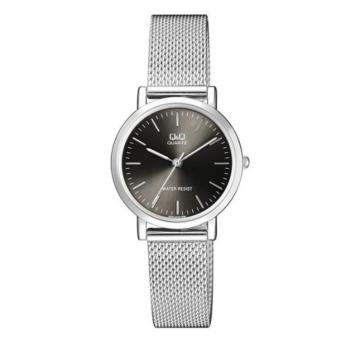 Harga Q&Q QA21J212Y By Citizen Stainless Steel Analog Ladies Watch