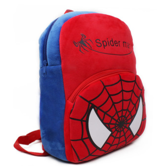 Harga Grandwish Children Spider man Design Schoolbag Backpack