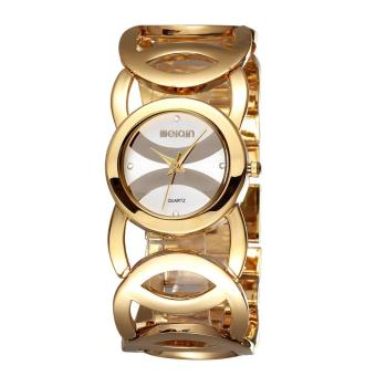 WEIQIN Fashion Bracelet Quartz Shock Waterproof Watches Crystal Women Watch - intl - 3
