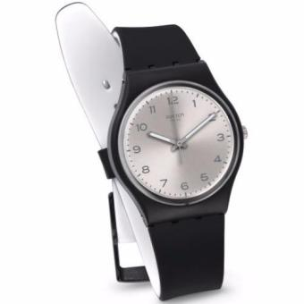 Harga Swatch Silver Friend Too GB287 Analog Gent Watch