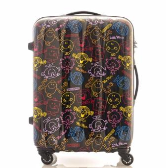 Harga American Tourister MMLM Spinner 75/28 TSA (Party Black)