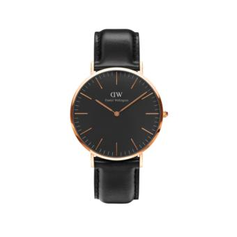 Daniel Wellington Classic Black Sheffield 40mm RG