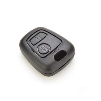 Key Case For Peugeot 106 107 206 207 307 406 407 - intl - 3