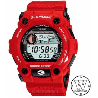 Harga Casio G-Shock G-Rescue G-7900A-4 Red