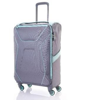 Harga American Tourister Air Shield Spinner 82/31 Exp TSA (Light Grey)
